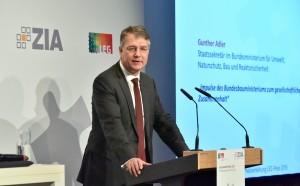 Staatssekretär Gunther Adler, BMUB