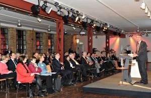 Staatssekretär Gunther Adler, BMUB und Publikum